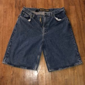 Nautica men's jean shorts